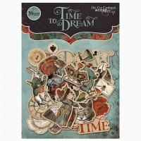 Набор высечек для скрапбукинга Time to dream от Scrapmir