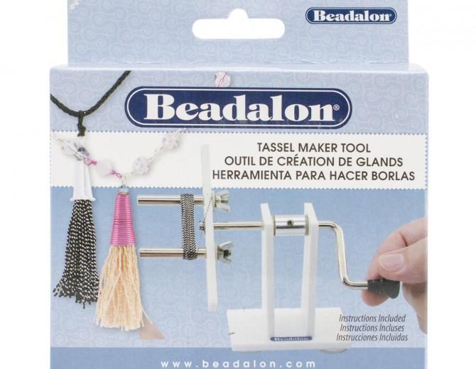 Инструмент для создания кистей Tassel Maker Tool от Beadalon