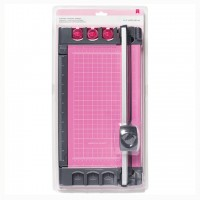 Резак для бумаги Pink Portable Cartridge Trimmer от American Crafts