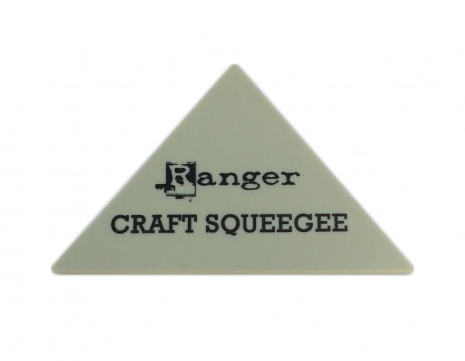 Силиконовый шпатель Craft Squeegee от Ranger