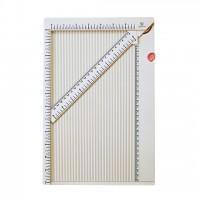 """Доска для биговки многофунциональная """"Рукоделие"""" (34,4x23x0,95см)"""