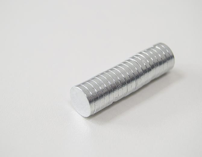 Магнит неодимовый для скрапбукинга 10*2 мм