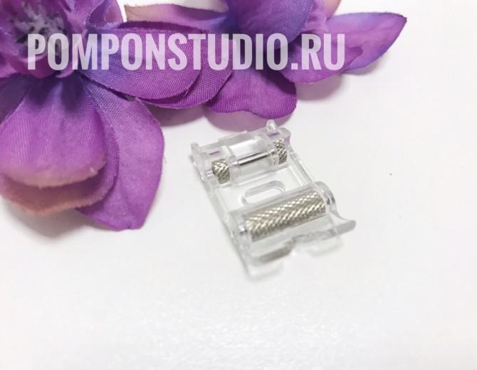 Роликовая лапка для швейной машины (7 мм)