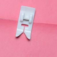 Лапка для швейной машины тефлоновая 5 мм
