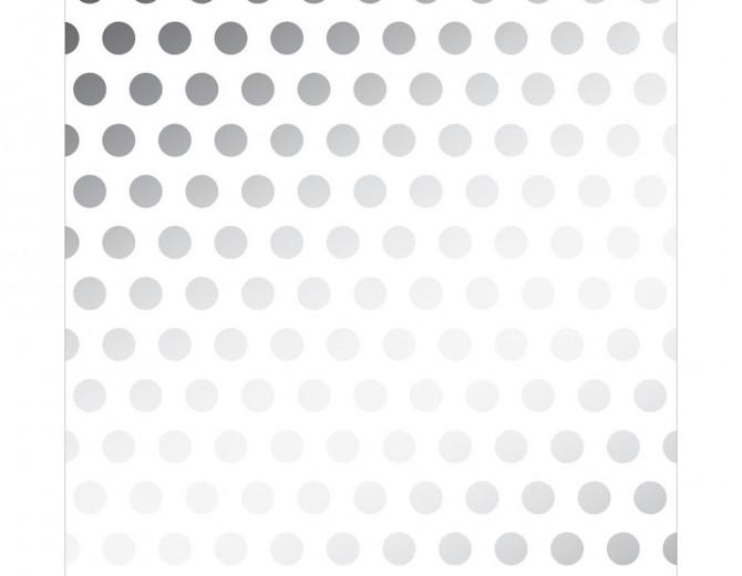"Веллум Silver Foil Dots Vellum DIY Shop 3 12""X12"" от American Crafts"