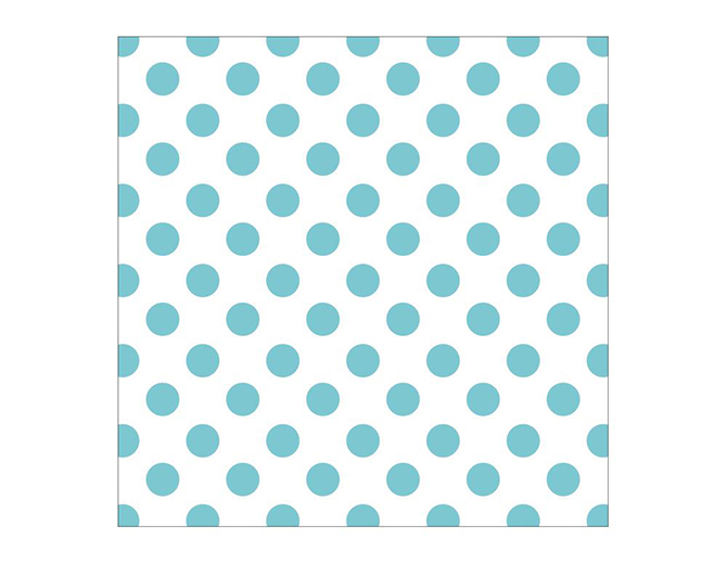 Лист оверлея Blue Dots Hello Baby Acetate от Paper House