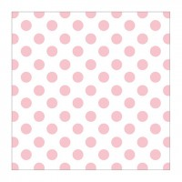 Лист оверлея Pink Dots Hello Baby Acetate от Paper House