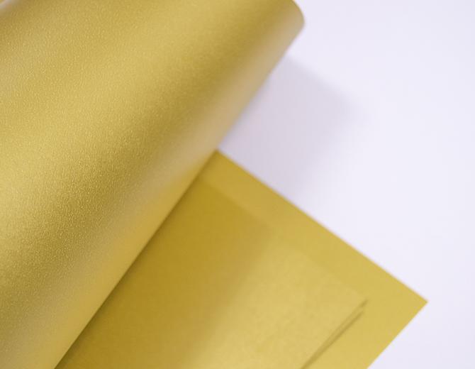 Кардсток дизайнерский 300гр/м королевское золото 30х30см микровельвет