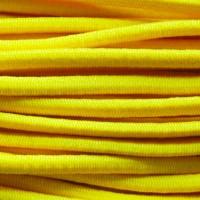 Резинка для альбомов (желтая) 2мм (2 м)