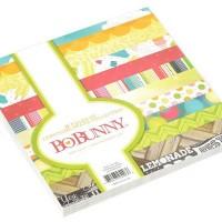 Набор бумаги BoBunny  Lemonade Stand Collection 36 листов 15х15см