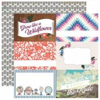 "Бумага двусторонняя ""Journaling Card"" EP 30х30"
