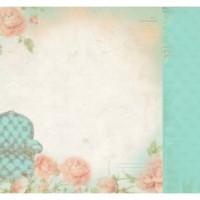 "Бумага двусторонняя Daze ""Charlotte's Dream"" 30,5x30,5 см"