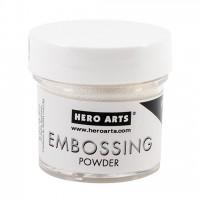 Пудра для эмбоссинга , увеличивающаяся в обьеме White Puff