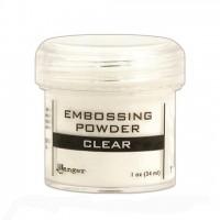 Пудра для эмбоссинга , цвет Clear от Ranger