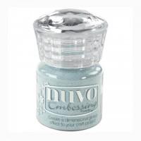 Пудра для эмбоссинга NUVO, цвет Blue