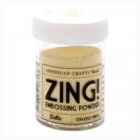 Пудра для эмбоссинга ZING! Butter