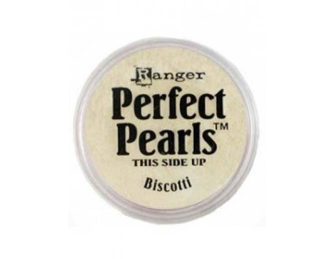 Пудра перламутровая  Perfect Pearls от Ranger (Biscotti)