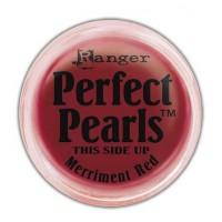 Пудра перламутровая  Perfect Pearls от Ranger (Merriment Red)