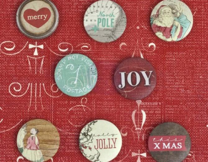 Фишки HolidayJulibee by Prima