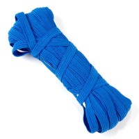 Резинка для блокнотов (синий) 8мм