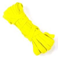 Резинка для блокнотов (желтый) 8мм