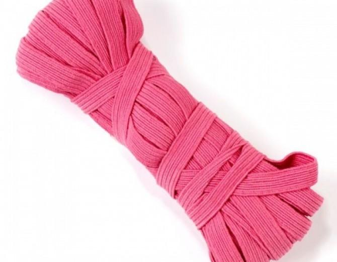 Резинка для блокнотов (грязно-розовый) 8мм