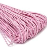 Резинка для альбомов (розовая) 2мм (2 м)