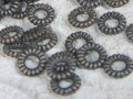 Колечки соединительные 4 мм (100 шт)