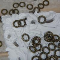 Колечки соединительные 10 мм (10шт)