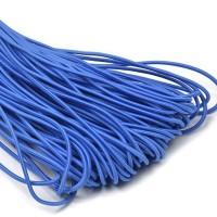 Резинка для альбомов (синяя) 3мм (2 м)