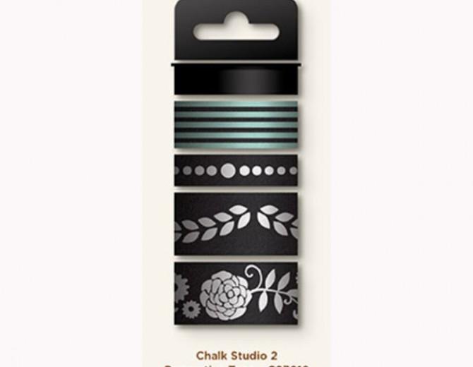 """Скотч бумажный """"Chalk Studio II"""" by MME"""