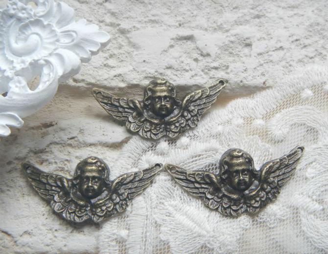 Коннектор-подвеска Ангел с крыльями