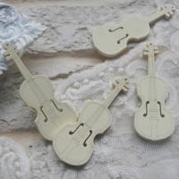 Декоративный элемент Скрипка
