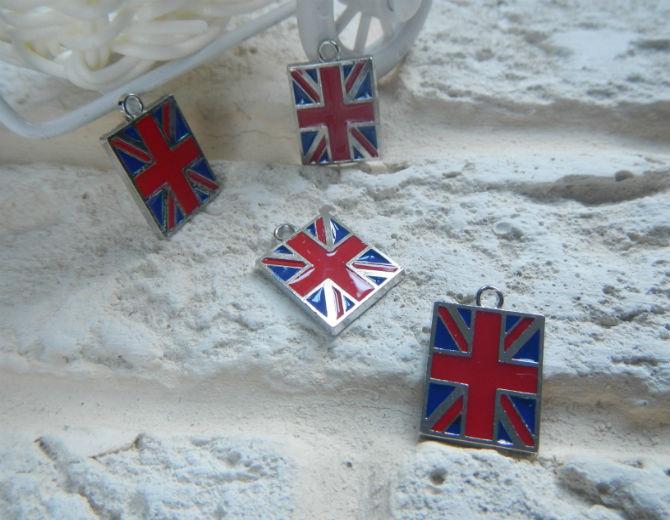 Подвеска Британский флаг