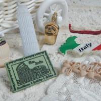 Набор декоративных пуговиц ИТАЛИЯ