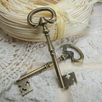 Подвеска Ключ большой