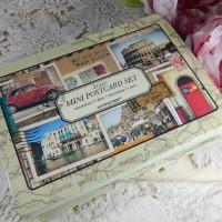 Набор открыток и конвертов Италия