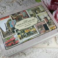 Набор открыток и конвертов Париж