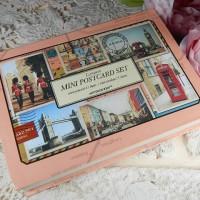 Набор открыток и конвертов Лондон