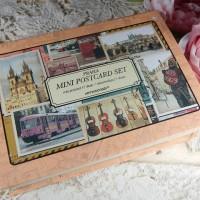 Набор открыток и конвертов Прага