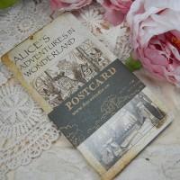 Набор открыток Алиса в стране чудес