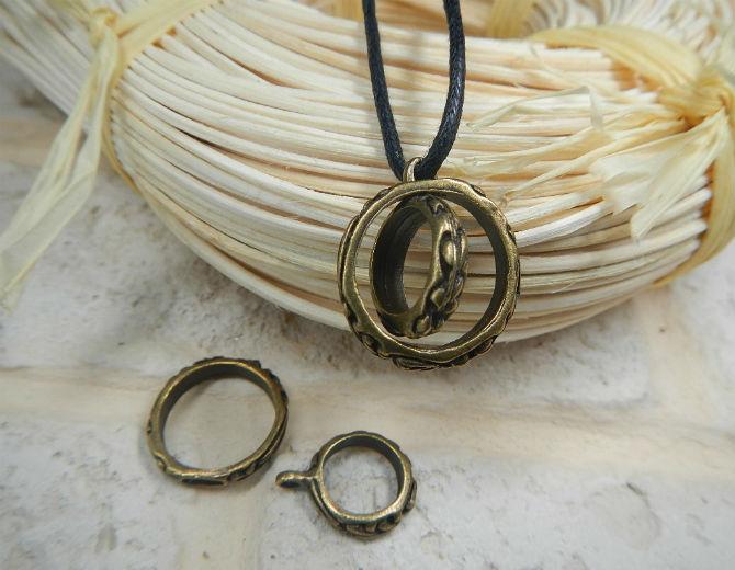 Подвеска Кольцо в кольце