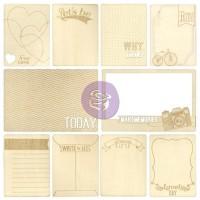 Деревянные карточки Good Things by Prima