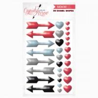 Эмалевые формы Cupid's Arrow by MME