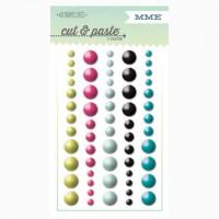 Эмалевые точки (дотсы) Hello от MME