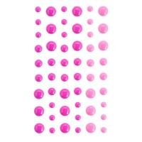 Эмалевые точки (дотсы) розовые