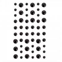 Эмалевые точки (дотсы) черные