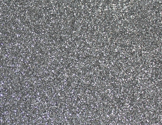 Ткань с гиттером (серебро) 35*45 см