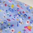 Американский хлопок Alice(blue) Timeless Treasures Fabrics of SoHo
