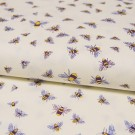 Английский хлопок ПЧЕЛЫ от Macower Fabrics